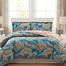 Pem America Banana Palm 2-Pc. Reversible Twin Comforter Set, Created for Macy's  & Reviews - Comf... | Macys (US)