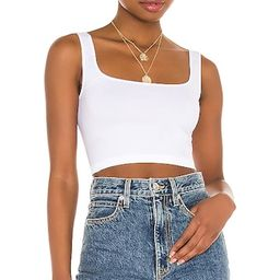 Scoop Neck Crop Top   Revolve Clothing (Global)