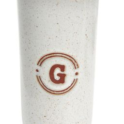 Reactive Speckle Monogram Travel Mug | Nordstrom