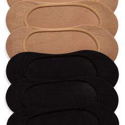 Assorted 6-Pack Liner Socks | Nordstrom