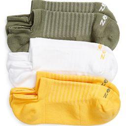 3-Pack Low Training Socks | Nordstrom