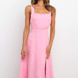 Alvina Dress - Pink   Petal & Pup (US)