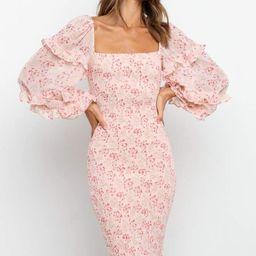 Leia Dress - Pink   Petal & Pup (US)