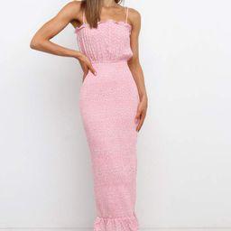 Lipscombe Dress - Pink   Petal & Pup (US)
