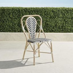 Keller Bistro Chair, Set of Two   Frontgate   Frontgate