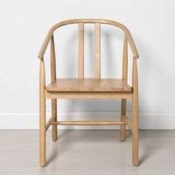 Sculpted Wood Dining Chair - Hearth & Hand™ with Magnolia | Target