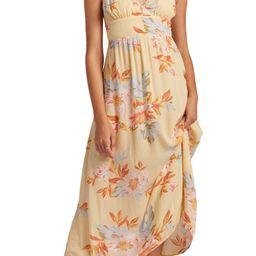 Honey Floral Maxi Sundress | Nordstrom