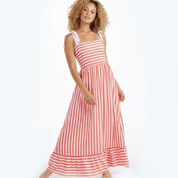 The Smocked Maxi Dress - Main | SummerSalt