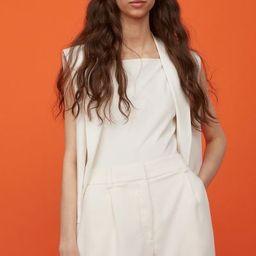 Pleat-detail Shorts | H&M (US)