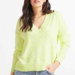 Izzie V Neck Pullover | Evereve