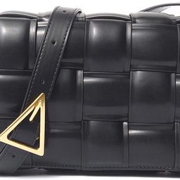Padded Cassette Crossbody Woven Womens Bag   Amazon (US)