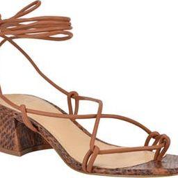 Jacinda Lace-Up Sandal | Nordstrom