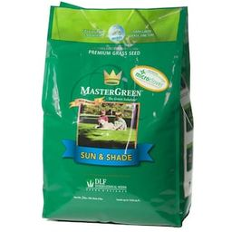 MasterGreen 3 lb. Sun and Shade North Grass Seed with Micro Clover-HDSSN003 - The Home Depot | The Home Depot