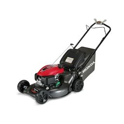 Honda 21 in. 3-in-1 Variable Speed Gas Walk Behind Self Propelled Lawn Mower with Auto Choke-HRN2... | The Home Depot