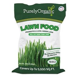 Purely Organic Products 25 lb. Lawn Food Fertilizer-LFJRDK1 - The Home Depot | The Home Depot