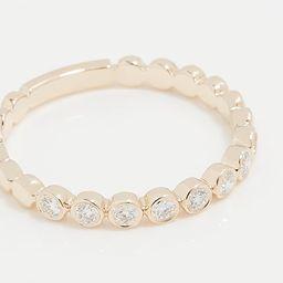 Diamond Bezel Stack Ring   Shopbop
