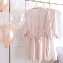 Bridesmaid Robes Wedding Robes Brides Besties Hen Party | Etsy | Etsy (US)