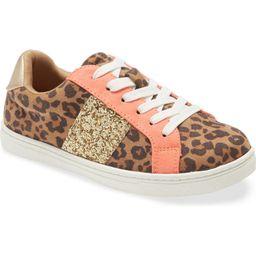 Chelsea Glitter Lace-Up Sneaker | Nordstrom
