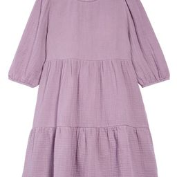 Kids' Tiered Babydoll Dress | Nordstrom