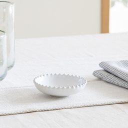 Pearl White Mini Bowl | West Elm (US)
