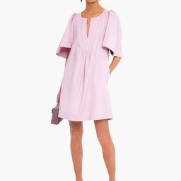 Lilac Finley Flutter Sleeve Dress | Tuckernuck (US)