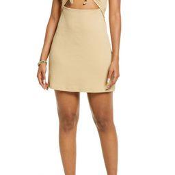 Tie Front Dress   Nordstrom