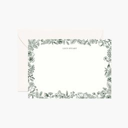 Personalized Flat Notes Colette | Rifle Paper Co.