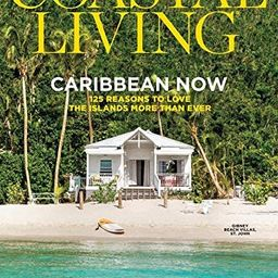 Coastal Living    Print Magazine   Amazon (US)