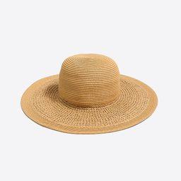 Textured summer straw hat   J.Crew Factory