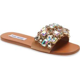 Brionna Embellished Slide Sandal | Nordstrom