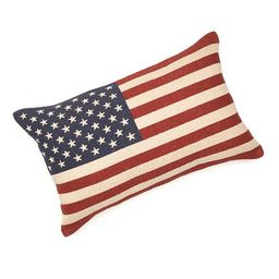 American Flag Tapestry Decorative Pillow | Kohl's