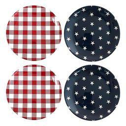 Celebrate Americana Together 4-pc. Melamine Salad Plate Set | Kohl's