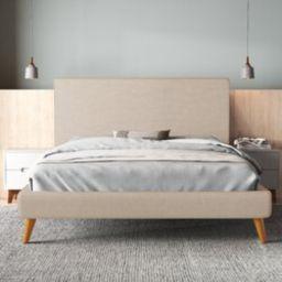 Parocela Upholstered Bed | Wayfair North America