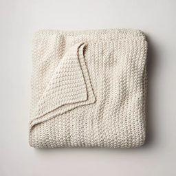 Chunky Knit Bed Blanket - Casaluna™ | Target