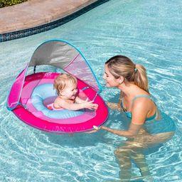SwimWays Baby Spring Water Float - Pink | Target