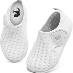 FEETCITY Baby Boys Girls Water Sport Shoes Barefoot Kids Aqua Socks Quick-Dry Beach Swim Pool Sho... | Amazon (US)