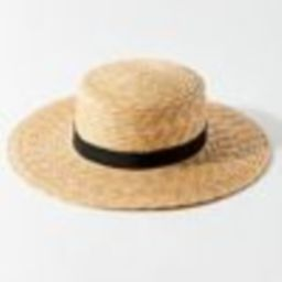 UO Straw Boater Hat | Urban Outfitters (US and RoW)