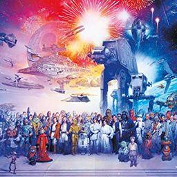 Star Wars - You were The Chosen One - 2000 Piece Jigsaw Puzzle   Amazon (US)