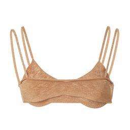Novio Layered Knit Bra Top | Moda Operandi (Global)