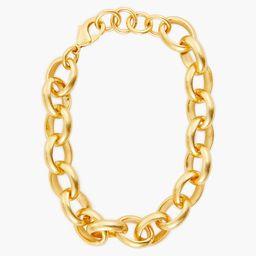 Gold Chunky Chain Link Bracelet | Tuckernuck (US)