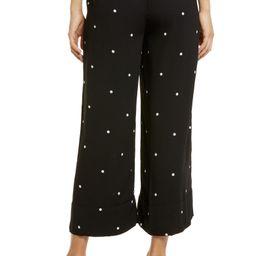Soft Crop Flare Pants | Nordstrom
