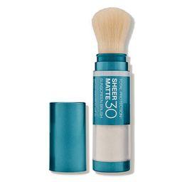 Sunforgettable®Total Protection™ Sheer Matte Sunscreen Brush SPF 30 (4.3 g.) | Dermstore