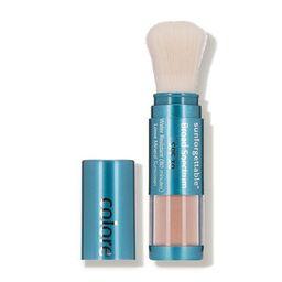 Sunforgettable® Brush-on Sunscreen SPF 30 - Tan (0.21 oz.) | Dermstore