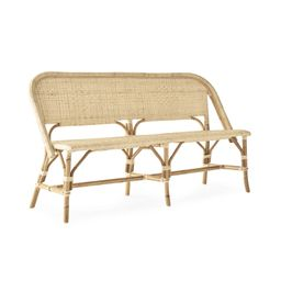 Sunwashed Riviera Bench | Serena and Lily