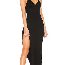 ALIX NYC Pierce Dress in Black. - size S (also in M)   Revolve Clothing (Global)