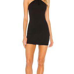 Privacy Please Jessie Mini Dress in Black. - size XS (also in L, M, XL)   Revolve Clothing (Global)