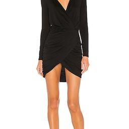 Lovers + Friends Taryn Mini Dress in Black. - size S (also in XS, XXS)   Revolve Clothing (Global)