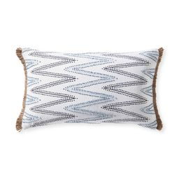 Marbella Pillow Cover | Serena and Lily