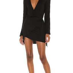 Lovers + Friends Emmy Dress in Black. - size XXS (also in M, S, XS)   Revolve Clothing (Global)