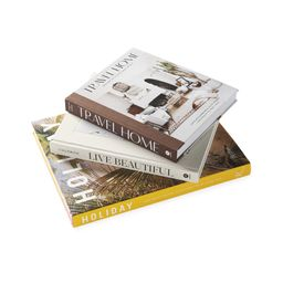 Coffee Table Books (Set of 3) | Serena and Lily